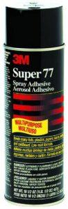 3m 21210Super 77Spray adhésif de la marque 3M image 0 produit