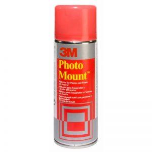 3M adhésif repositionnable Spray Mount, 400ml, transparent de la marque 3M image 0 produit