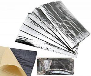 6x Mousse isolation de briut et chaleur fibres thermique pour Moteur Baie capot de la marque HDIGIWORLD image 0 produit