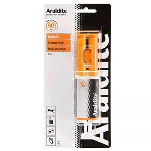 Araldite Adhésif Instantané Colle époxy 24ml Seringue ara-400012 de la marque Araldite image 0 produit