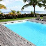 ARCAPISCINE - Peinture piscine Protection et décoration bassin Support béton et ciment Mise en oeuvre facile Bleu blanc ou gris - blanc, 2.5 l de la marque ARCANE INDUSTRIES image 1 produit