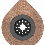Bosch 2609256C51 Lame de scie segment Starlock à concrétion carbure AVZ 70 RT 70 mm pour outil multifonctions de la marque Bosch image 1 produit