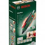 Bosch Pistolet à colle sans fil GluePen avec 4 tubes de colle et chargeur 06032A2000 de la marque Bosch image 1 produit