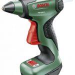 Bosch Pistolet à colle sans fil PKP 3,6 LI avec 4 bâtonnets de colle et chargeur micro-USB 0603264600 de la marque Bosch image 1 produit