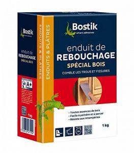 BOSTIK - Enduit rebouchage bois poudre 1kg de la marque Bostik image 0 produit