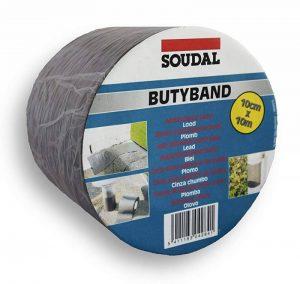 Butyband Soudal Bande autocollante d'étanchéité 10 mx100mm de la marque Butyband image 0 produit
