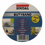 Butyband Soudal Bande autocollante d'étanchéité 10 mx100mm de la marque Butyband image 3 produit
