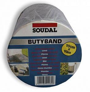 Butyband Soudal Bande autocollante d'étanchéité 10 mx150mm de la marque Butyband image 0 produit