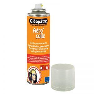 Cléopâtre - ACP250 - Aero'Colle - Aérosol de Colle permanent - 250 ml de la marque Cléopâtre image 0 produit
