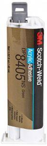 Colle acrylique Bi Composant 3M DP 8405 NS 45 ml de la marque 3M image 0 produit