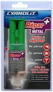 Cyanolit 33300009 Blister de colle repar + métal 24 ml de la marque Cyanolit image 0 produit