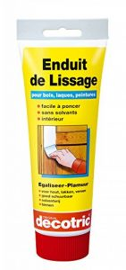 decotric Enduit De Lissage 033401183, 400g, Grisâtre de la marque DECOTRIC image 0 produit