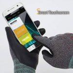 DEX FIT Gants de travail nitrile légers FN330, Comfort 3D Stretchy Fit, Power Grip, Smart Touch, Revêtement en mousse durable, Lavable à la machine, Gris Noir X-Grand 3 Paires de la marque DEX FIT image 3 produit