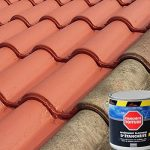 Etancheite toiture peinture résine anti infiltration tuile béton fissure membrane réparation ARCAFILM de la marque ARCANE INDUSTRIES image 2 produit
