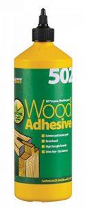 Everbuild WOOD1 Colle à bois étanche 1 l de la marque Everbuild image 0 produit