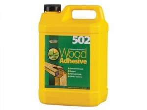Everbuild WOOD1 Colle à bois étanche 5 l de la marque Everbuild image 0 produit