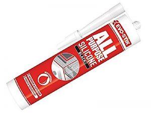 EVOSTIK A/P Colle Flex Joint en Silicone–Noir 112872 de la marque Evo-Stik image 0 produit