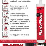 Fix-A-Floor Colle à carrelage extra forte en tube 300 ml de la marque Fix-A-Floor image 2 produit