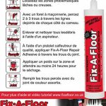 Fix-A-Floor Colle à carrelage extra forte en tube 300 ml de la marque Fix-A-Floor image 3 produit