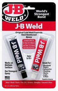 JB Weld Liant bi-composant de la marque JB Weld image 0 produit