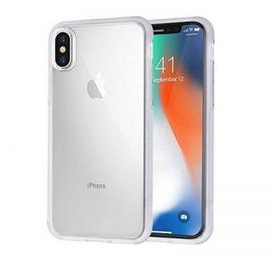 LANSUER Coque iPhone X, Anti-gravité Case Cover Ultra Fine TPU Silicone Souple Anti-Trace Housse Etui de Protection Bumper Premium Coque pour Apple iPhone X de la marque LANSUER image 0 produit