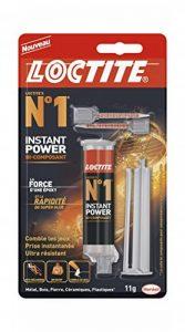 Loctite 2099557 Colle Epoxy-N°1 Instant Power-Seringue 11g, Transparent de la marque Loctite image 0 produit