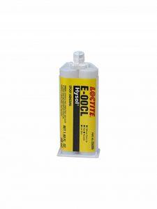 Loctite 29289 Clear E-00CL Hysol Epoxy Structural Adhesive, Low Odor 50 mL Cartridge, 1.69 fl. oz. by Loctite de la marque Loctite image 0 produit