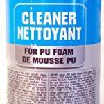 LOT de 2 Mousses expansives polyuréthane 750 ml pour Pistolet + 1 pistolet + 1 nettoyant de la marque OMHSEN image 1 produit