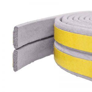 Lvguang Joint en I-Profile Adhésif pour Isolation Thermique de Portes et Fenetres Anti Souris Cafard Gris 10000 * 9 * 2mm de la marque Lvguang image 0 produit
