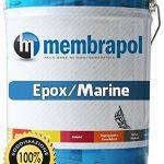 Membrapol Epox/Marine Résine époxy pour bois Couleur paille PartieA 1kg PartieB 0,5kg de la marque Membrapol image 1 produit