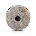 Navaris 20x Patins à vis en feutre - Patins à visser 25 mm pour protection du sol pour chaises et meubles - Feutre et métal - Rond de la marque Navaris image 3 produit