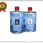 OFFRE SPE'CIALE! RESINE EPOXY TRANSPARENTE - GR 800 + CAOUTCHOUC DE SILICONE LIQUIDE GR 500 de la marque Resin Pro image 2 produit
