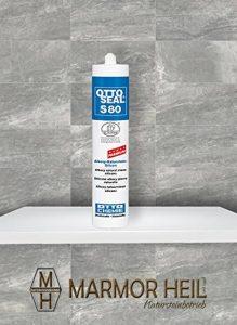 Otto Seal silicone en S 80310ml C38lumière gris–1980438 de la marque OTTO-CHEMIE image 0 produit