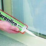 Parasilico 0100001N033466 AM85-1 Mastic silicone universel 310 ml Noir de la marque Parasilico image 1 produit