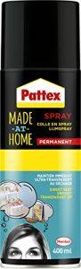 Pattex 1954465 Made at Home Permanent-Spray 400ml, Transparent de la marque Pattex image 0 produit