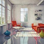 Peinture epoxy décorative sol salon laque cuisine salle de bains REVEPOXY DECO de la marque ARCANE INDUSTRIES image 2 produit