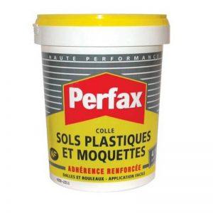 Perfax Colle Sols Plastiques et Moquettes Pot 1 kg de la marque Perfax image 0 produit