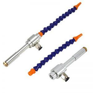 Pistolet de Refroidissement à Sec d'Air d'Alliage d'Aluminium mini Vortex avec le Tube flexible de Refroidissement à Froid d'Air chaud pour le Foret de Fraisage de la marque Fdit image 0 produit