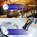 Pistolet de Refroidissement à Sec d'Air d'Alliage d'Aluminium mini Vortex avec le Tube flexible de Refroidissement à Froid d'Air chaud pour le Foret de Fraisage de la marque Fdit image 4 produit