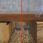 Rouleau Bande Bitumeuse d'étanchéité pour terrasse 8 cm x 20 M de la marque Sud Bois image 1 produit