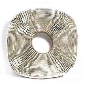 Rouleau de ruban adhésif butyle de marque Harbre extra long Épaisseur 3 mm x Largueur 25 mm x Longueur 12 m Ruban adhésif de joint d'étanchéité en caoutchouc mastic gris de la marque Harbre image 0 produit