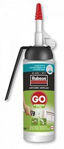 Rubson 2255765 GO Je rebouche - Mastic Acrylique Blanc pour Fissures et Finitions - Aerosol 100ml de la marque Rubson image 0 produit