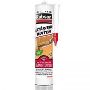 Rubson Mastic Construction Extérieur 280 ml Gris de la marque Rubson image 0 produit
