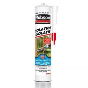 Rubson Mastic Isolation 280 ml Transparent de la marque Rubson image 0 produit