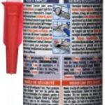 Rubson Mastic Sanitaire couleur Ardoise Cart 280 ml de la marque Rubson image 1 produit