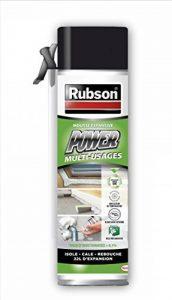 Rubson Mousse expansive Power - 500 ml - Blanc de la marque Rubson image 0 produit