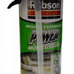 Rubson Mousse expansive Power - 500 ml - Blanc de la marque Rubson image 1 produit