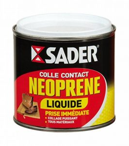 Sader Colle Contact Néoprène Liquide 500 ml de la marque Sader image 0 produit