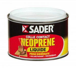 Sader Colle Contact Néoprène Liquide - Boîte de 250 ml de la marque Sader image 0 produit