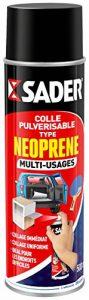 Sader Colle Néoprène Multi-Usages en Aérosol, Opaque, 500 ml de la marque Sader image 0 produit